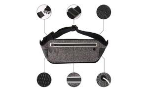 Running Cell Phone Belt Waist Band Belt Bag Fanny Pack