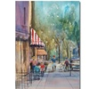 Ryan Radke Summer in Cedarburg Canvas Print