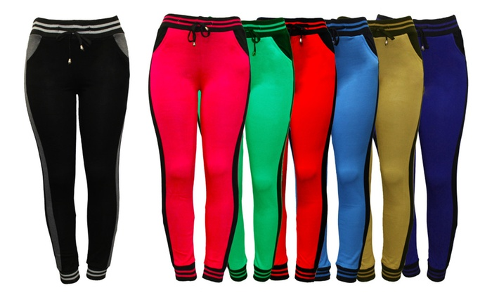 Women's Active Fitted Cotton Leggings