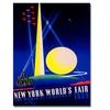 New York Worlds Fair 1939 Canvas Print