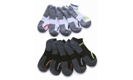 10 Pairs: Head Men's Moisture-Wicking Performance Athletic Socks e3a326be-d136-474c-9d73-697e2d25282d