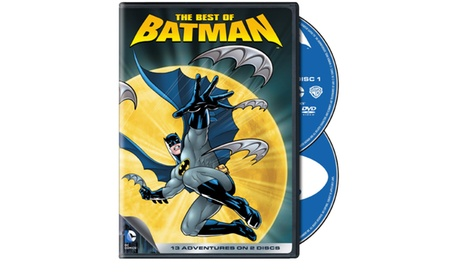 Best of Batman, The (DVD) f9b48252-b8f6-4431-b1cc-54a37de4bc0f