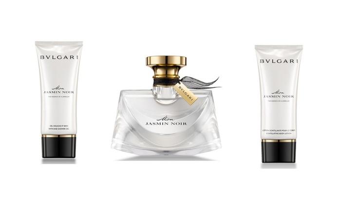 Bvlgari Mon Jasmin Noir Eau De Parfum Body Lotion Shower
