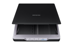Inkvironment : Epson Perfection V19 color, photo and document scanner 4800 x 4800 DPI