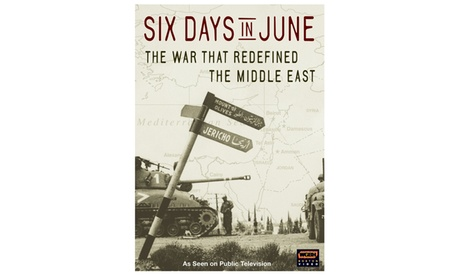 Six Days in June DVD 26f86ddd-757a-4169-a30f-82d30c3fbe7d