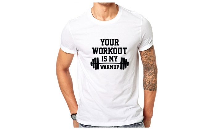 Your Workout Funny T-shirt