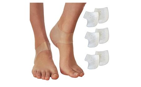 Plantar Fasciitis Inserts Heel Protectors - Silicone Gel Heel Cups 6e04123c-b0e2-4f29-b3f3-44e82a271e6e