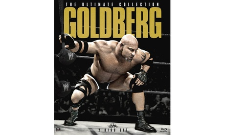 WWE: Goldberg: The Ultimate Collection (2-Disc) (Blu-ray) fce9e68f-3969-46e9-8496-361a90233ffc