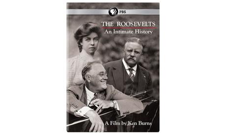 Ken Burns: The Roosevelts: An Intimate History DVD 019ebc64-a5f5-484a-85a1-8df8942d4e1a