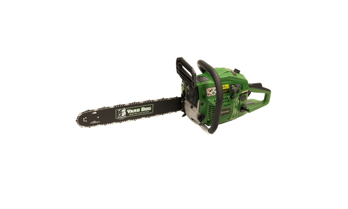 Yard Dog 18 inch Gas Chainsaw