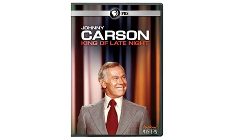 American Masters: Johnny Carson: King of Late Night DVD 7018a00c-3126-42c8-88d6-21a3de7c1936