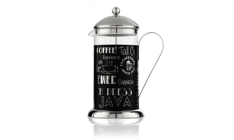 La Cafetiere Wake Up And Smell The Coffee 8 Cup French Press 9d7fc4a0-bb6b-4369-a2a8-988a18837c06