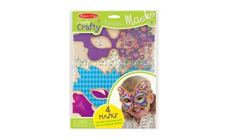 Melissa Doug Simply Crafty - Marvelous Masks 9481 d2f5725c-149e-43b9-b0eb-df64b5fa61d2