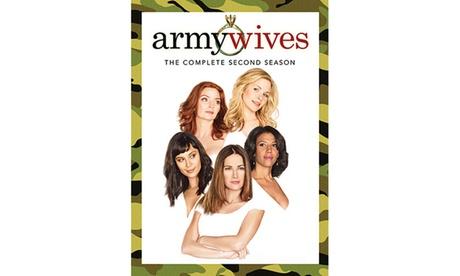 Army Wives: The Complete Second Season 54e860db-c1d6-4930-aebe-35c5360dbaec