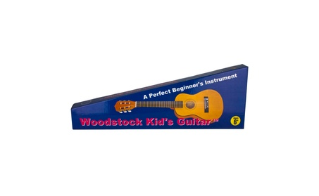 Woodstock Woodstock Kid's Guitar 63fe78a4-b0d1-47b4-b455-468f8d432db9