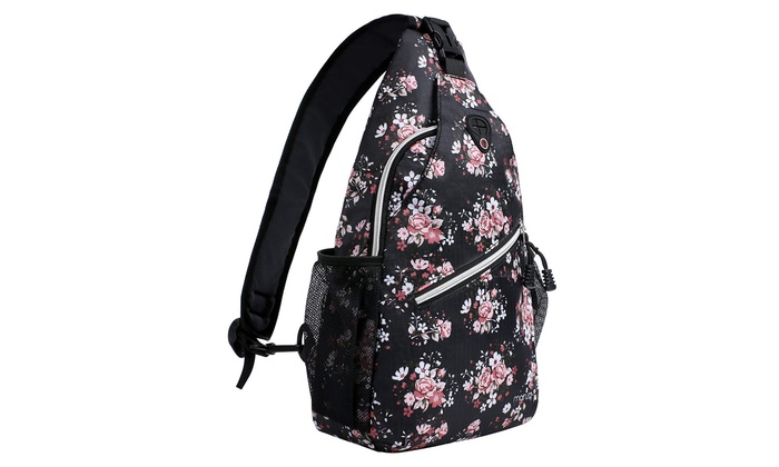 753ee1c28bbd Up To 45% Off on MOSISO Sling Backpack, Multip...   Groupon Goods