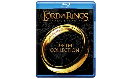 The Lord of the Rings: Original Theatrical Trilogy (Triple Feature BD) 9a49db28-0221-47b6-8a83-b5d043bd6eb8
