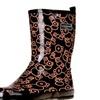 Women's Non Blooper Rubber Rain Boot