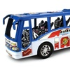 City Power Bus Children's Kid's Friction Toy Bus (Colors May Vary)