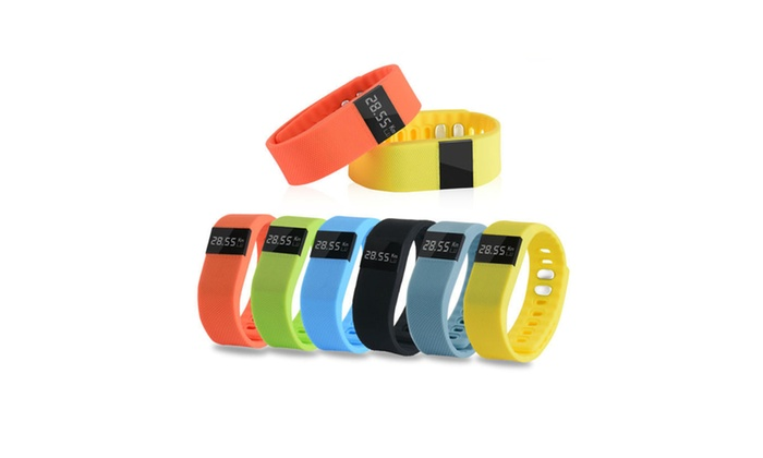 Bluetooth Fitness and Activity Tracker