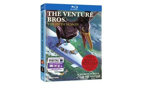 Venture Bros, The: Complete Season Five (Blu-ray Ultra-Violet) 966f59de-55a9-426b-a158-2618de16f13e