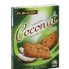 La Moderna Cookie Bars Coconut 22.9 Oz