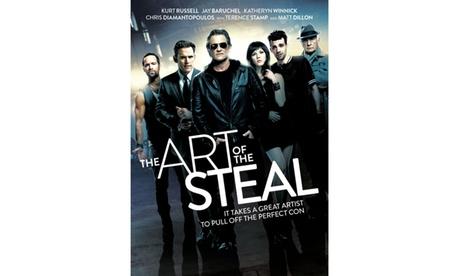 Art of the Steal, The DVD 6d9b9a54-dff8-4db5-94bb-93ce95a04e79