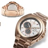 Balmer Gallardo Chronograph Mens Watch Rose Gold/Silver/Grey