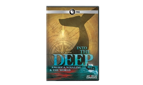 American Experience: Into the Deep: America, Whaling and the World DVD 15927539-6d78-4b94-81e5-b86c5edbdfd2