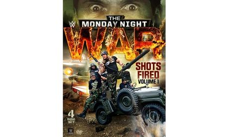 WWE: Monday Night War Volume 1: Shots Fired (DVD) 91391d22-51ed-4d91-84cb-5dad1fa83a5a