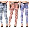 Women's Premium Quality Soft Printed Leggings (4-Pack)