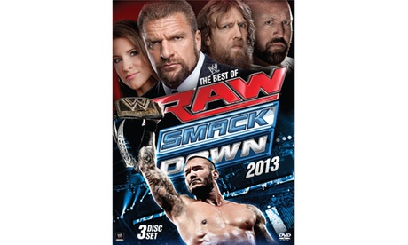 WWE: Best of Raw and SmackDown 2013, The (3-Disc)(DVD) ee0e1399-51fb-4690-ba40-aaba716d798b