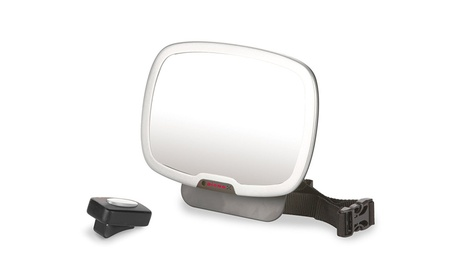 Diono Easy View Plus, Black/Silver
