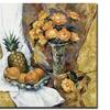Yelena Lamm Still Life with Pineapple Canvas Print