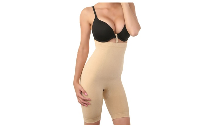 Valencia Seamless Shapewear Waist Cincher Thigh Trimmer