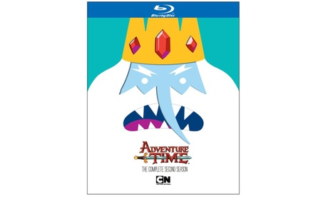 Cartoon Network: Adventure Time - The Complete Second Season (Blu-ray) dea1dd62-9d90-4237-83d0-95bc59f9aafe