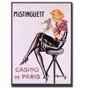 Mistinguett Casino de Paris Canvas Print