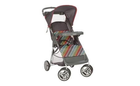 Lift & Stroll Convenience Stroller Rainbow Dots 286eb110-b0a7-49d0-afb5-34b1d6eac378