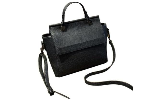 Retro Fashion Simple Ladies Shoulder Messenger Bag