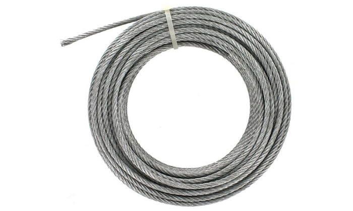 Cable 3 16 7x19 100foot Groupon
