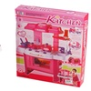 Deluxe Children Kitchen Toy Cooking Pretend Play Set With Accessories