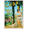 Cuba Holiday Isle Canvas Print