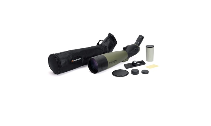 Celestron Ultima 100 - 45 Degree Spotting Scope