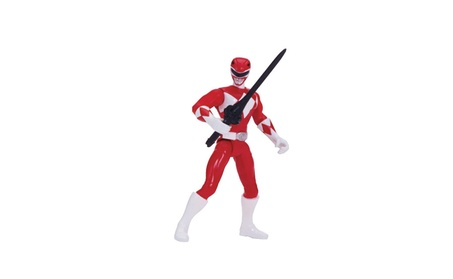 Power Rangers Mighty Morphin 4 Inch Action Figure Red Ranger 39523ea2-45c8-4612-8f22-6f6b8d5415d8