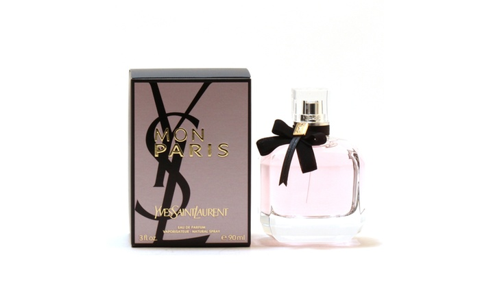2ae031d9b77 Yves Saint Laurent Mon Paris Eau de Parfum for Women (3 Fl. Oz ...