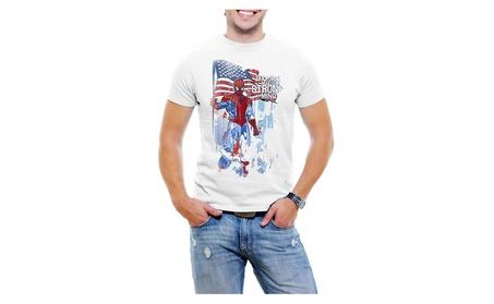 Licensed Marvel Comics SpiderMan Men T-Shirt Soft Cotton 763d8216-431f-4dad-8cc2-10505de4dd3e
