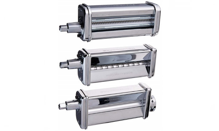Kitchenaid KPRA Pasta Roller and cutter for Spaghetti and Fettuccine