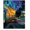 Vincent Van Gogh Cafe Terrace Rolled Canvas Print