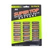 30pc Heavy Duty AA Battery Per Card (Pack of 2)