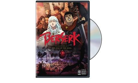 Berserk: The Golden Age Arc I - The Egg of the King (DVD) 9f438420-c5e9-437b-b443-c3c20b1d253e